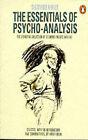The Essentials of Psychoanalysis by Sigmund Freud (Paperback, 1991)