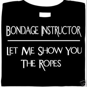 Bondage-Instructor-Let-Me-Show-You-The-Ropes-bdsm-tee-Short-Sleeve-100-Cott