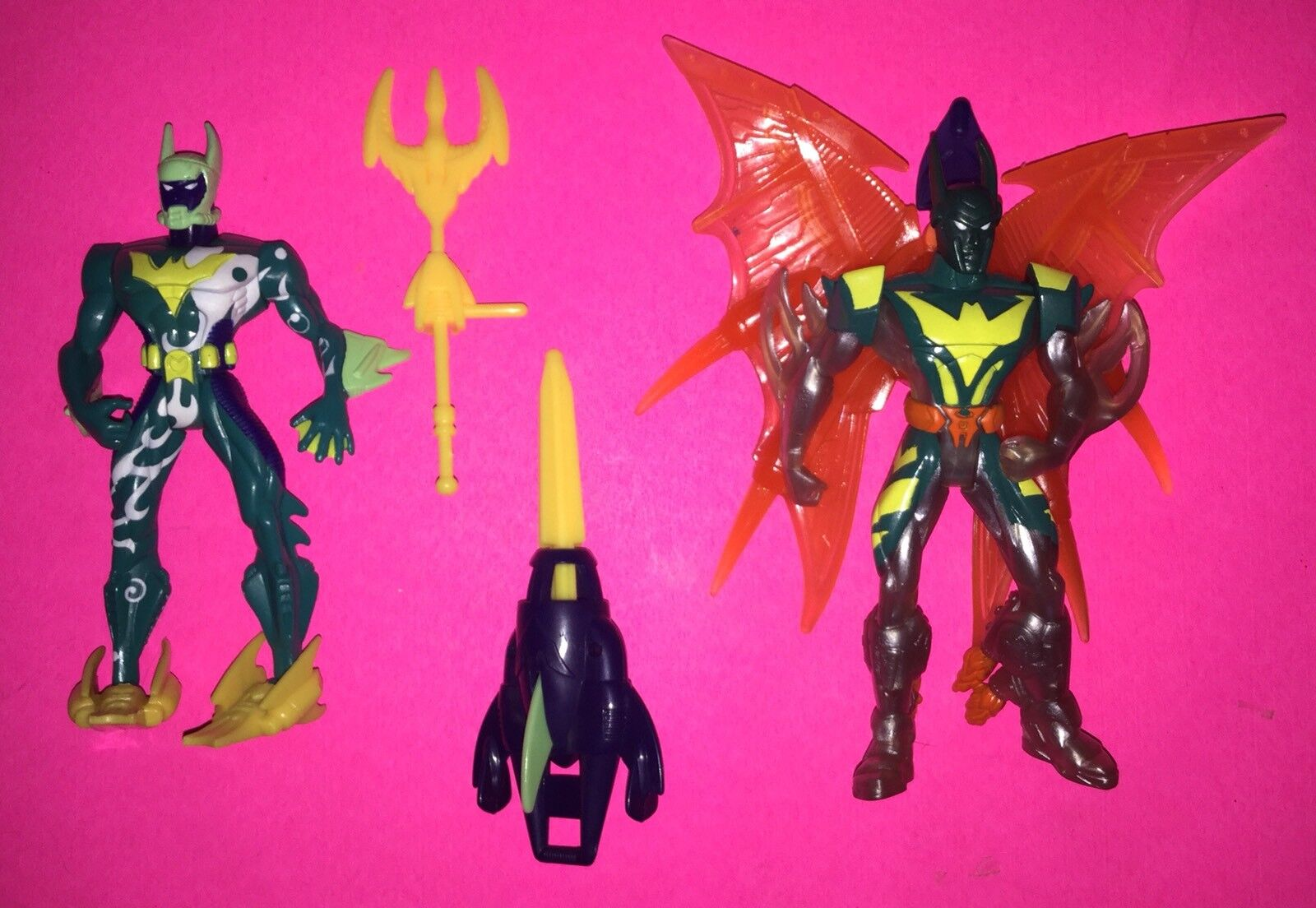 Lot of 14 Batman Beyond Action Action Action Figures (1999 Hasbro) afb0c8
