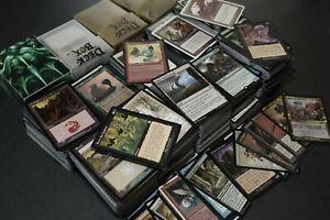 Magic the Gathering Sammlung MTG 2500 Karten mit Deckboxen