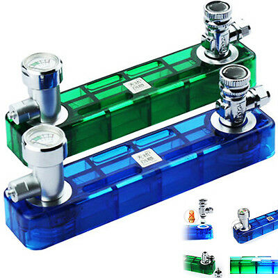 Professional DIY CO2 Generator Check Valve Kit Set For Planted Aquarium D501