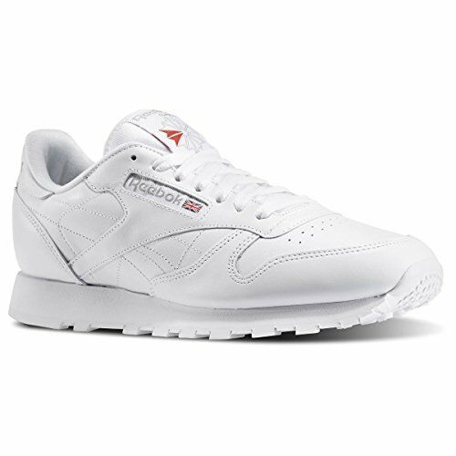 9771 Reebok Mens Classic Leather Turnschuhe- Choose SZ Farbe.