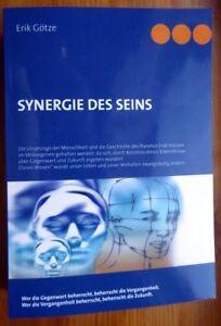 """Buch """"Synergie des Seins"""" Die geheime Geschichte und Zukunft der Menschheit"""