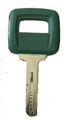 Laser Cut Ignition key for Volvo Clark-Michigan Part Number 11039228
