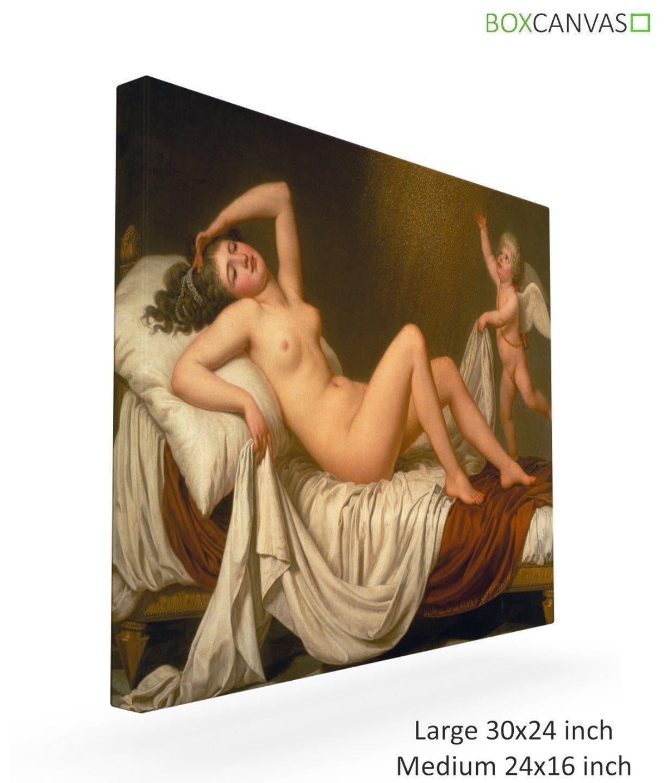 Lona Parojo Arte Adolf Wertmuller Wertmuller Wertmuller Danae y ducha de oro d81638