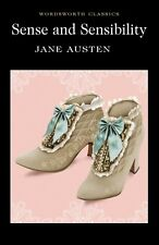 Sense and Sensibility Jane Austen Wordsworth Paperback Book New Free UK Postage