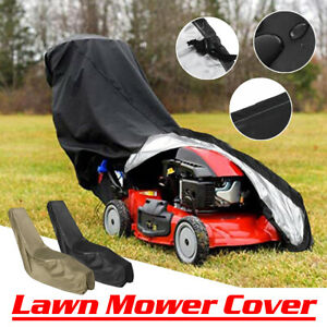 Lawn-Mower-Cover-Waterproof-Weather-UV-Protector-for-Push-Mowers-Universal