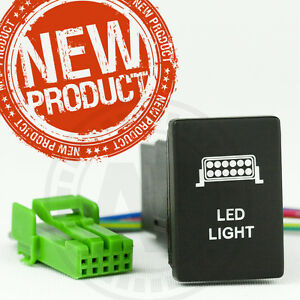 image is loading toyota-landcruiser-200-series-spot-light-switch-led-