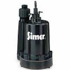 NEW STA-RITE SIMER GEYSER II 2305 1/4HP SUBMERSIBLE UTILITY PUMP 6958672 USA