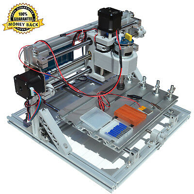 Diy Cnc Router Kits 2418 Grbl Control 3 Axis Carving Milling Engraving Machine 704529803424 Ebay