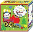Baby's Very First Cot Book Train by Fiona Watt (Rag book, 2016)