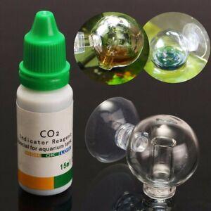 Aquatic-Aquarium-CO2-Glass-Drop-Checker-PH-Long-Term-Monitor-Fish-Tank-Test