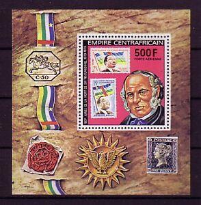 Afrique centrale Michel numéro bloc 31 a cachet (Hill- 43)-afficher le titre d`origine LEOobuQs-07140431-874762569