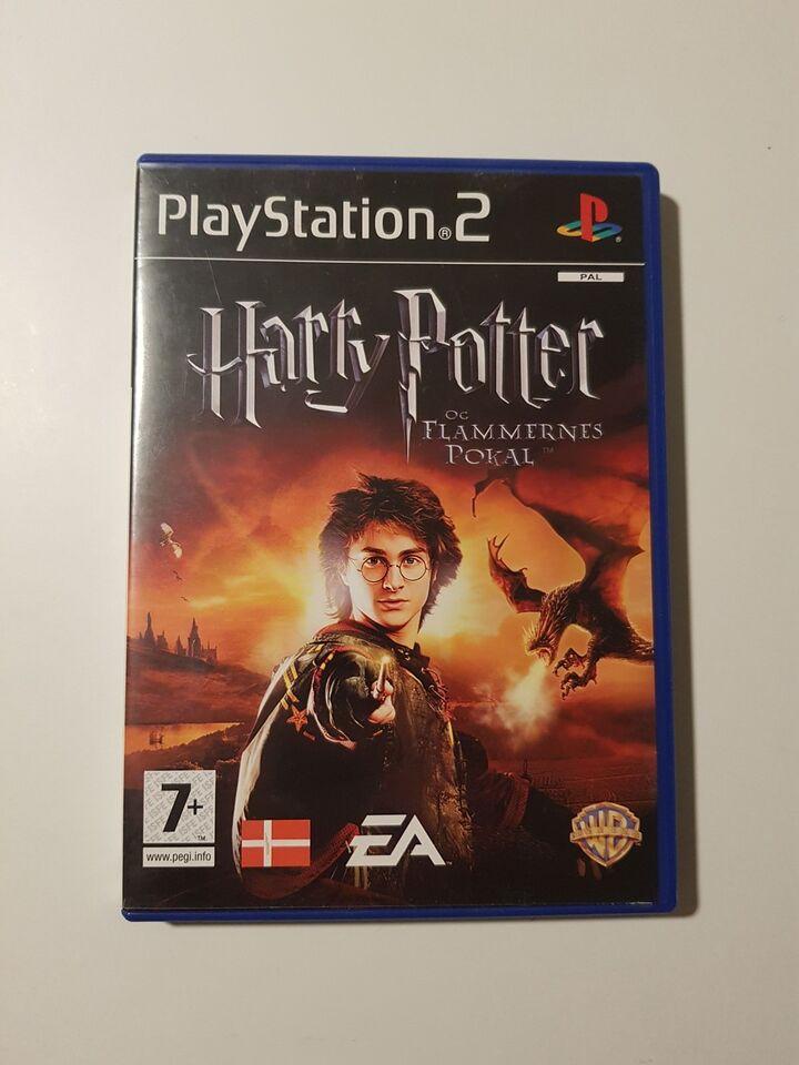 Harry Potter og flammernes pokal, PS2