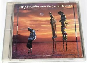 Izzy-Strandlin-and-The-Ju-Ju-Hounds-CD-Music-Album-RARE