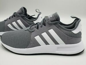 Adidas-Originals-X-PLR-Running-Shoes-Grey-White-EE4577-Sneakers-Men-039-s-Size-10
