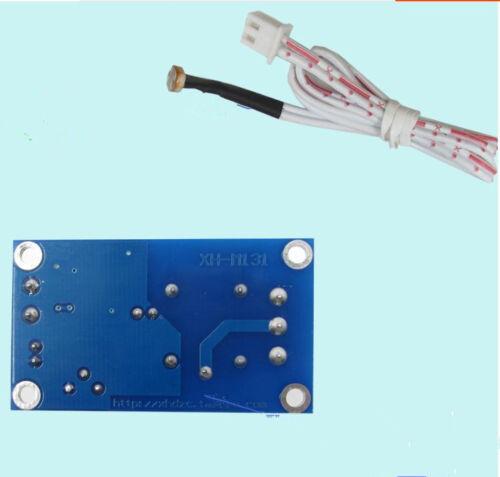Capteur de détection de lumière 12V Automobile relais de commutat Bs