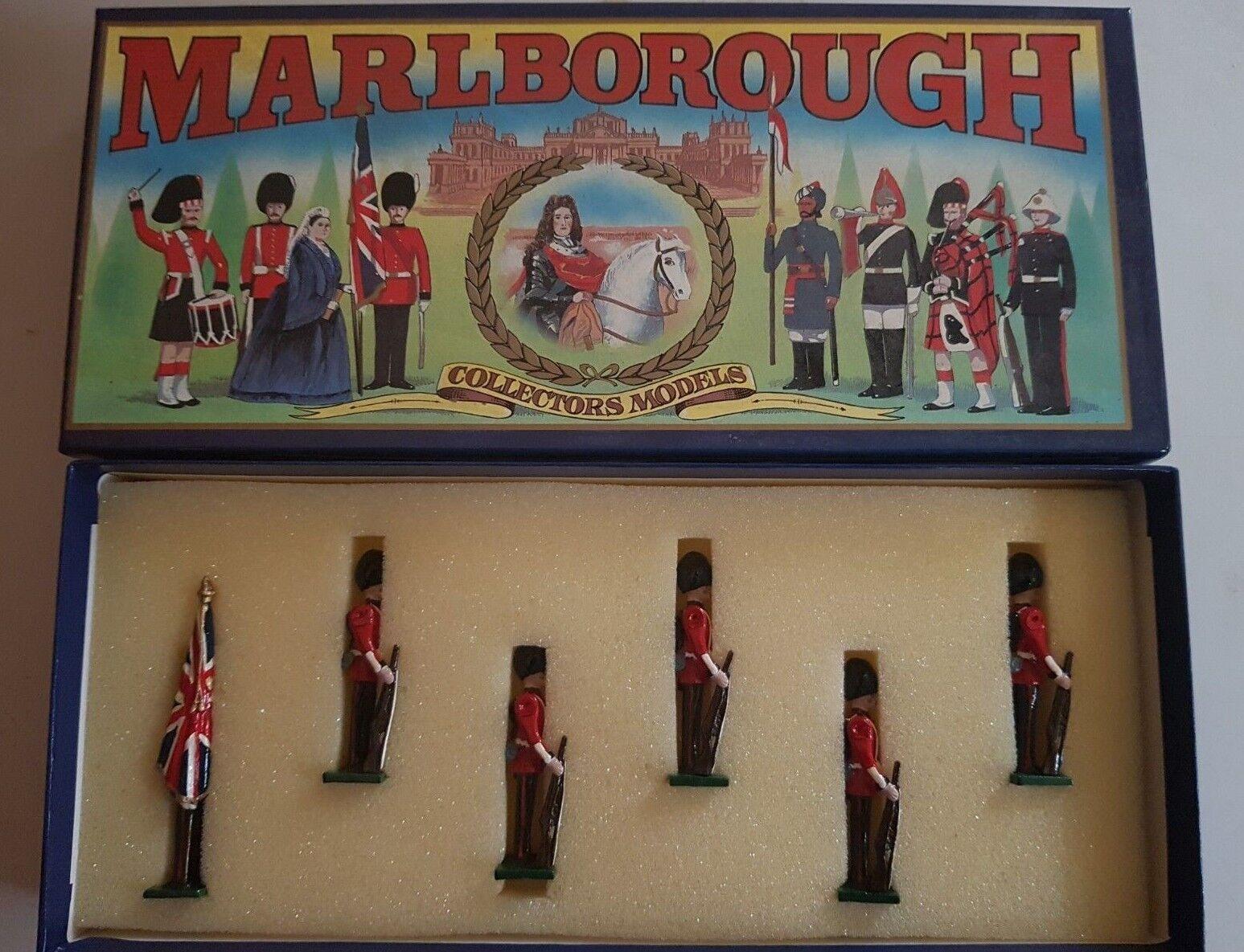 Marlbgoldugh Collectors Models  Guards