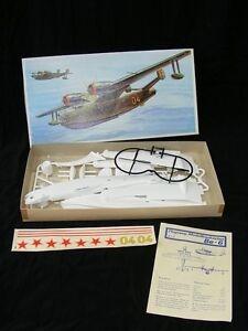 Model-Aircraft-Kit-Plasticart-1-72-BE-6-Orig-Packaging