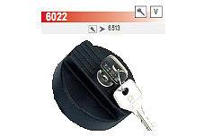 Tappo serbatoio con chiave Autobianchi A//112 Fiat 127