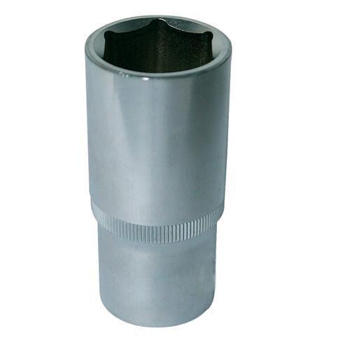 1//2 Inch Drive 22mm Deep Metric Steel Socket
