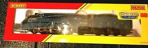 "Hornby R3285TTS ""Gadwall"" A4 Class Loco TTS Sound DCC Digital Factory Condition"