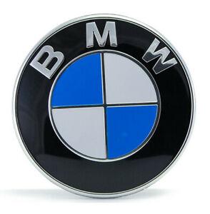 Embleme-BMW-Capot-Coffre-82mm-Insigne-Logo-M3-E30-E36-E46-E90-E92-E81-E39-E60-M