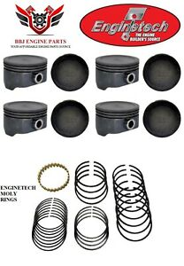 8-ENGINETECH-CHEVROLET-GM-GENIII-5-3-LM7-NEW-HYPEREUTECTIC-PISTONS-AND-RINGS