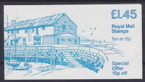 United-Kingdom-MH-0-86b-Stamp-Booklet-Booklet-Mint-MNH
