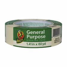 Duck Brand 394697 General Purpose Masking Tape 141 Inch By 60 Yard Single