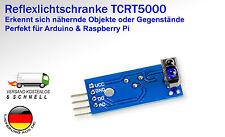 TCRT5000 IR Infrarot Lichtschranke Reflexlichtschranke für Arduino Raspberry Pi