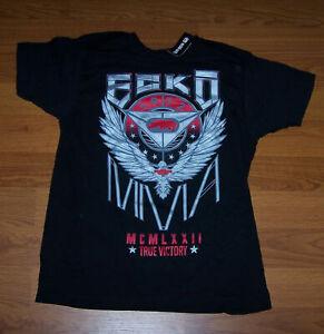 Ecko MMA Mens Strikers T-Shirt White