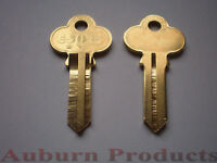 Co1 Corbin Key Blank / 6 Key Blanks / Free Shipping