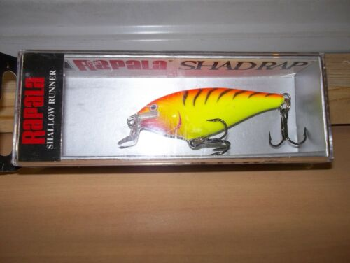 Rapala Shad Rap SSR 5 crankbait lures 12 colors NIP