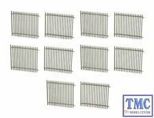 44-505 Scenecraft OO/HO Gauge Security Fence (x10)