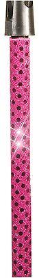 Plichtmatig Genuine Micfx Pink Sequin Shine Sensation Microphone Stand Holder Sleeve Cover