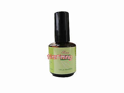 Pro No Burn Acrylic Primer Base 0.5 FL.oz Nail Art Tips Manicure Tool New