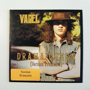 VADEL-DRAMA-QUEEN-VERS-FRANCAISE-Promo-CD