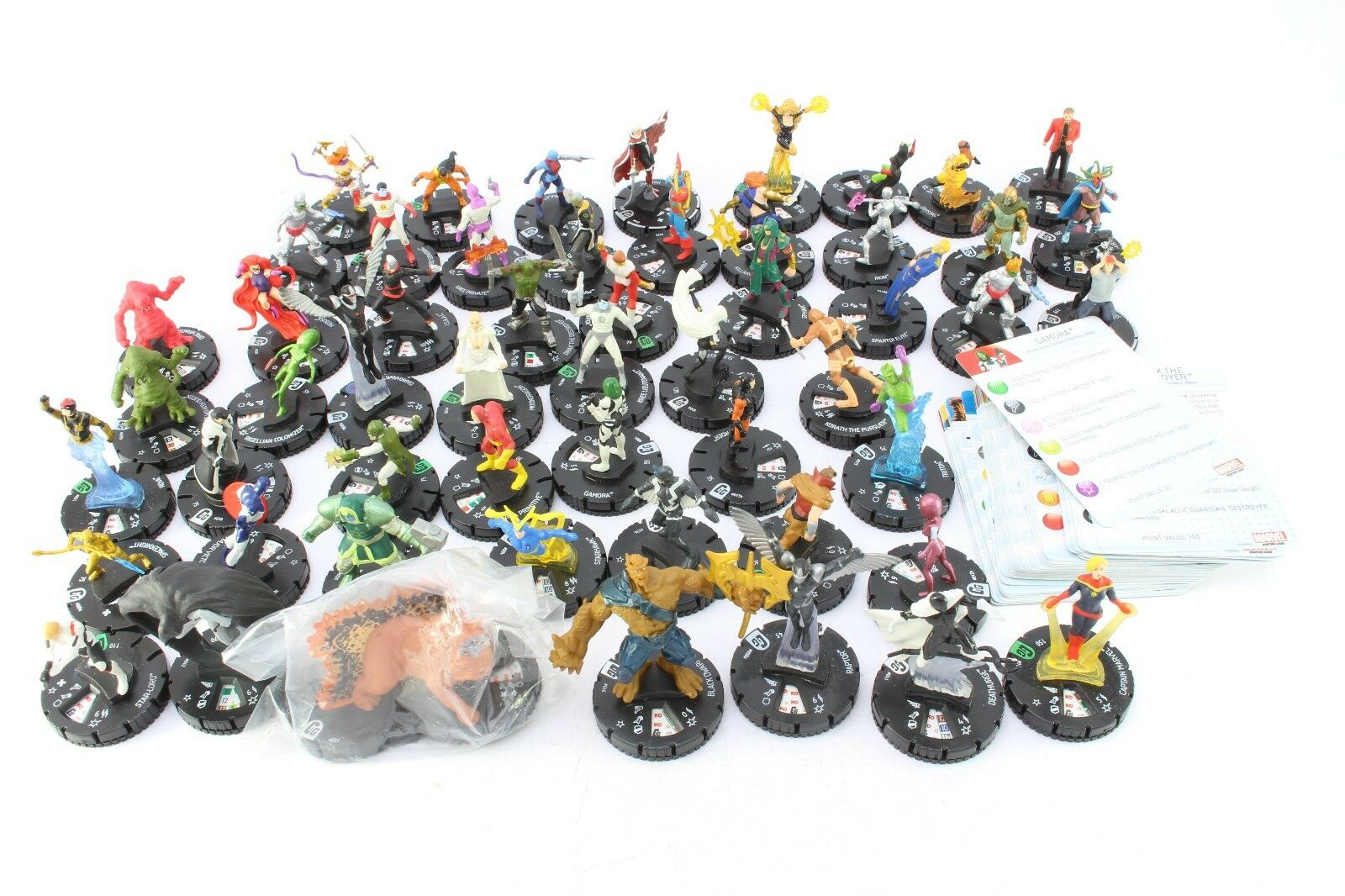 Heroclix Marvel Guardians Of The Galaxy CUR  No Thanos