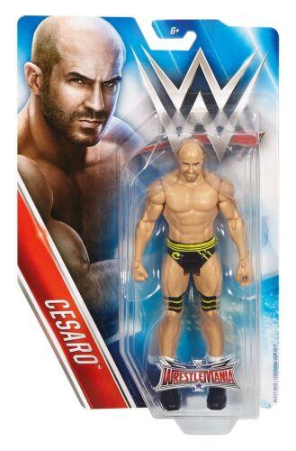 "WWE Cesaro WW WRESTLE MANIA XXX Wrestling ACTION FIGURE 6/"" New"