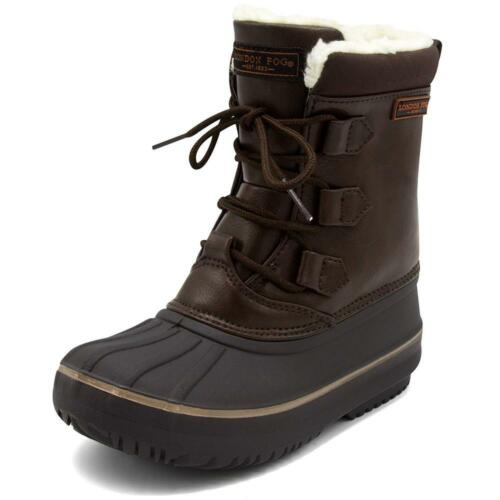 London Fog Boys Ceshire Cold Weather Snow Boot