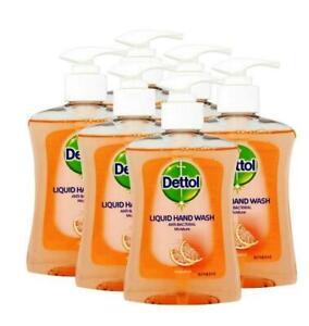 Dettol-Antibac-Hand-Wash-Grapefruit-6-x-250ml-Full-Case