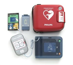 Details about Philips FRX AED - 861304 - Opt R01 - BioMed Certified with 6  Month Warranty!!!
