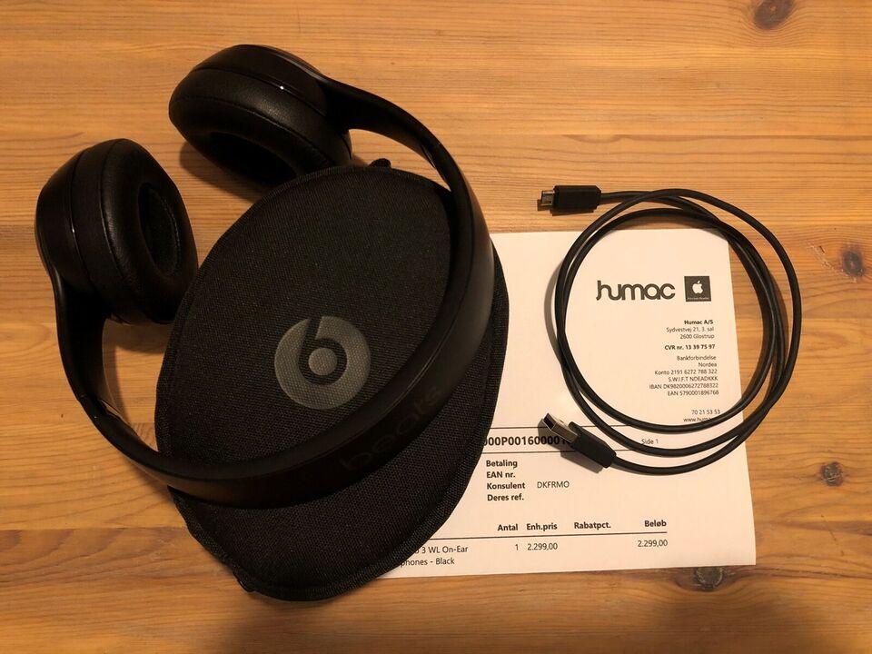 trådløse hovedtelefoner, Beats by Dre, Solo3 Wireless