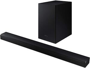 Samsung HW-T550 320W 2.1-Channel Bluetooth Soundbar System