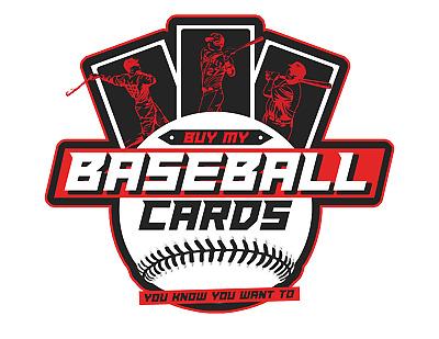 Buy My Baseball Cards