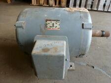 Nos Ajax 40 Hp 1745 1800 Rpm 364u Frame 3 Ph Electric Motor Odp 220440 Volts