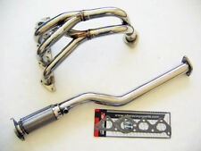 OBX Exhaust Header Fit For 02 03 04 05 06 07 Hyundai Tiburon 2.0L 4 Cyl
