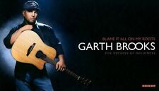 GARTH BROOKS BLAME IT ON MY ROOTS THE PERFECT GIFT 8 DISC SET BRAND NEW IN WRAP