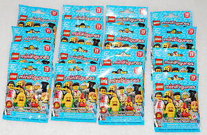 Sealed-Collectible-Minifigures-Complete-Set-Lego-Series-17-71018-Mystery-Figure